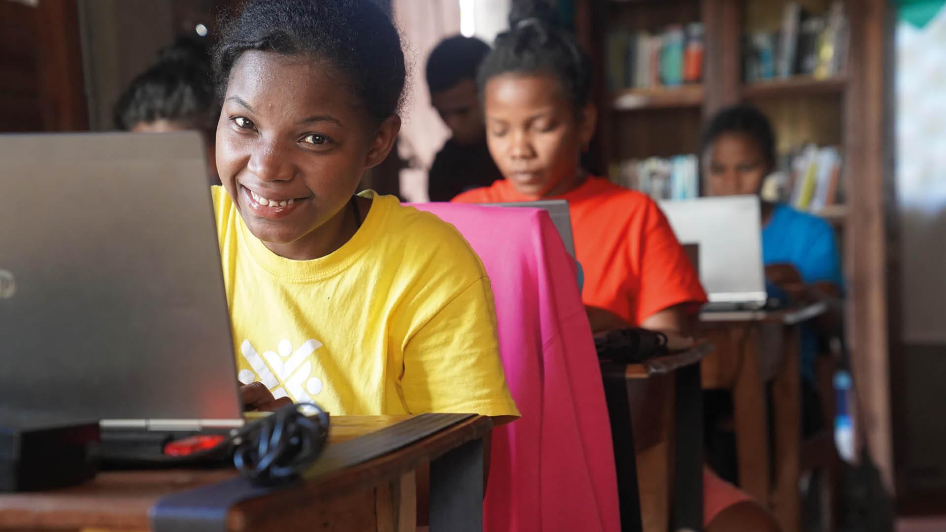 Rotary unlocking Africa's next top coders