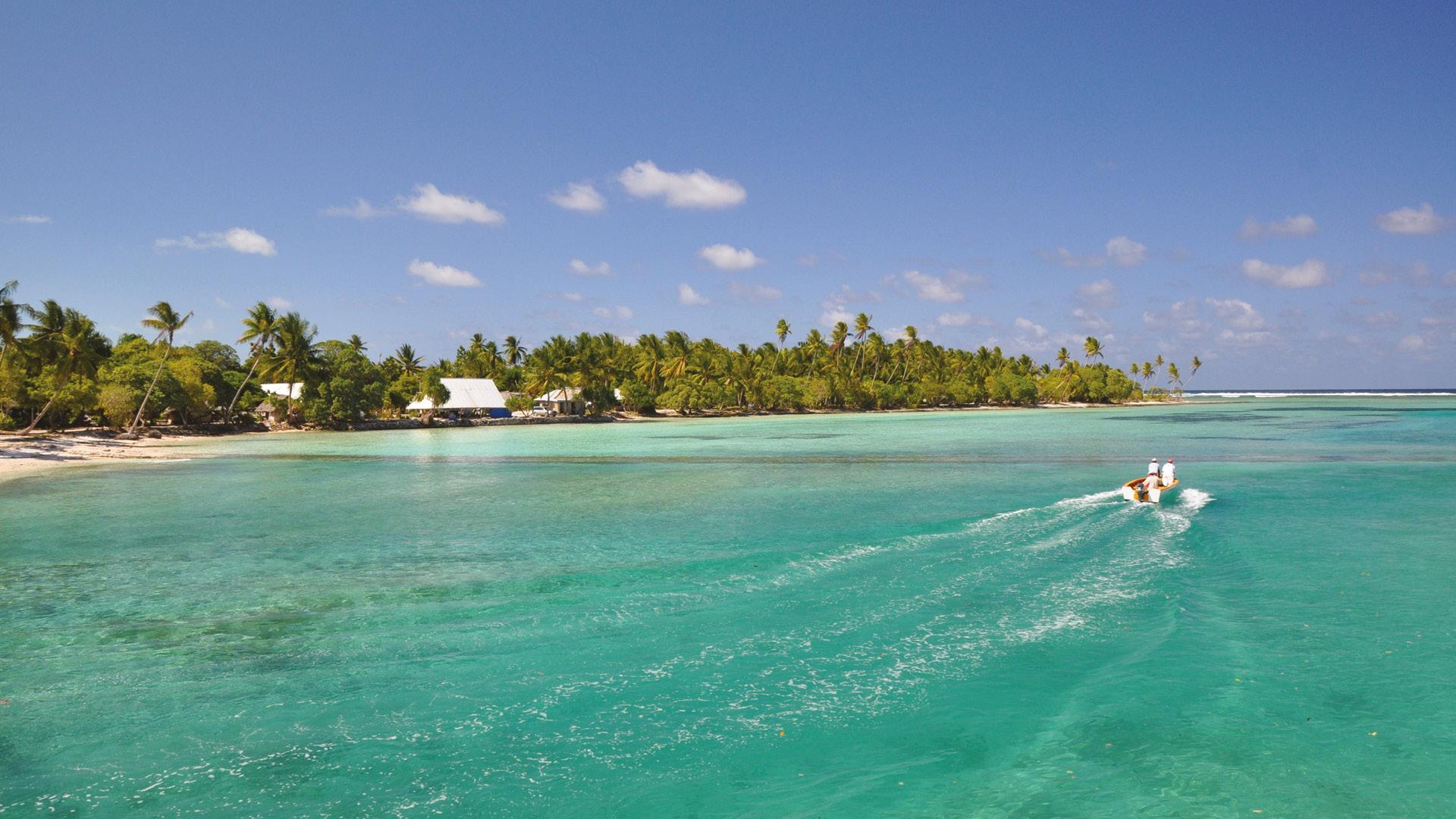 Sanitation solutions for island paradise